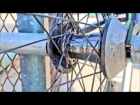 REAGAN RILEY WETHEPEOPLE / MERRITT BMX BIKE CHECK 2018