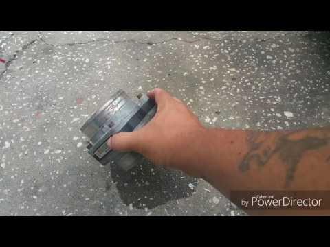 How to clean mass air flow sensor