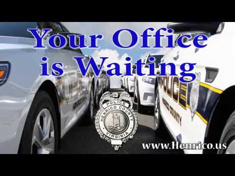 Henrico Police is recruiting for Police Officers