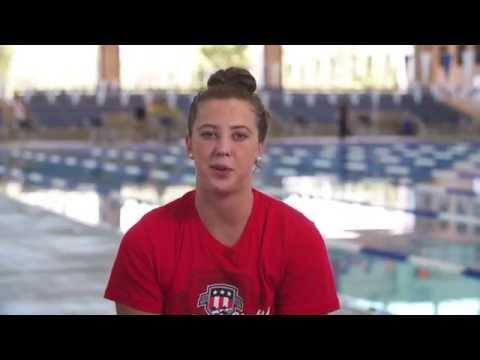 Kathleen Baker - USA Swimming Olympic Team 2016