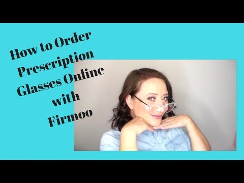 How to Order Prescription Glasses Online with Firmoo