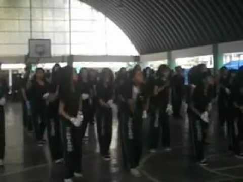 Geometry Dance of II - Malaysia (elimination), Math Month Celebration 2013