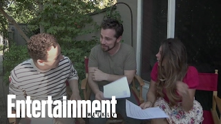 Boy Meets World: Danielle Fishel, Ben Savage & Rider Strong Play Who Said It? | Entertainment Weekly