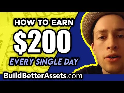 How to make 200 dollars in one day (LEGIT)