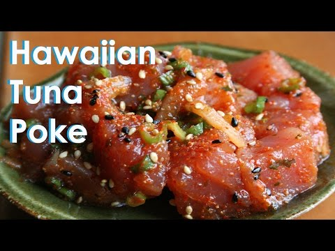 HAWAIIAN POKE - A SUSHI ALTERNATIVE!