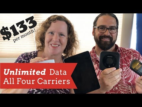 Our Cheap Unlimited Data Plans for RVing/Cruising  (Re: CheapRVLiving Internet)