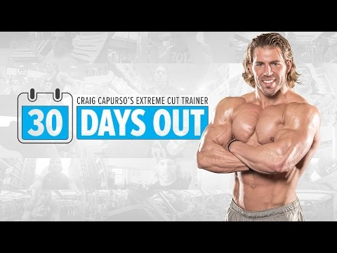30 Days Out | Extreme Cut Training Program