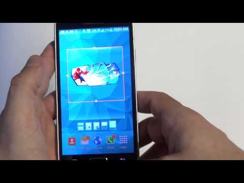 Samsung Galaxy S5: How to Edit / Resize Widgets - Fliptroniks.com