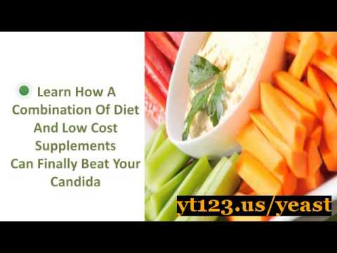 Candida Vitamins