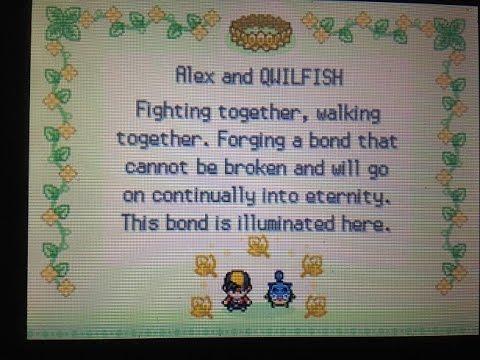 Qwilfish's ribbons - Pokemon Soul Silver