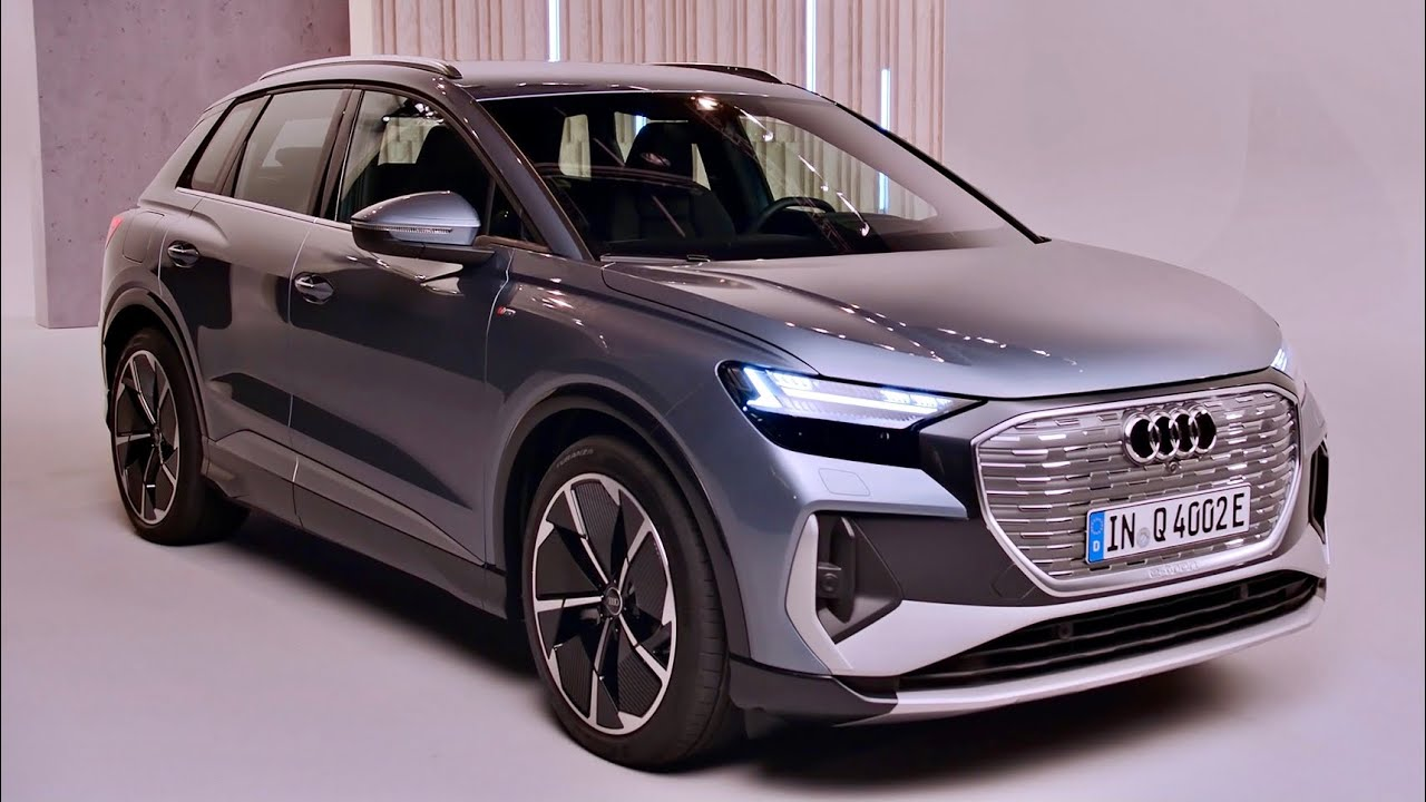 New AUDI Q4 e-tron 2022 – FIRST LOOK exterior, interior, release date & PRICE