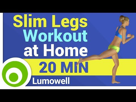 Slim Legs Workout at Home