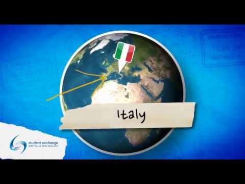 ITALY - High School Exchange - Destination Video