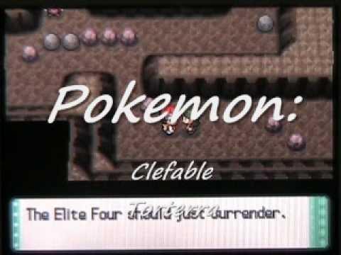Pokemon Diamond / Pearl Walkthrough Part 87 Victory Road