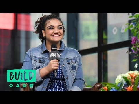 Why Making Clothing For Tweens Means A Lot To Laurie Hernandez