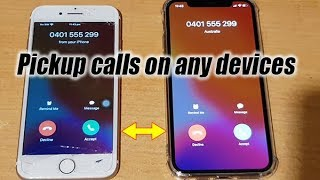 iPhone 11 Pro: Demo of Allow Calls on Other Devices | iOS 13