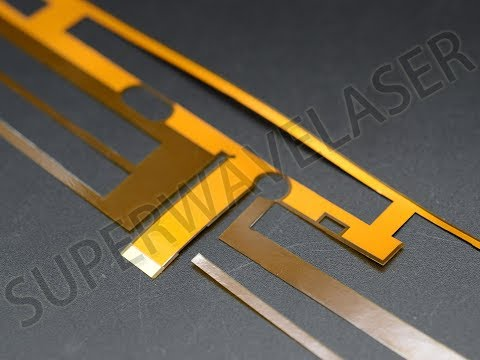 PCB flexible printed circuit board laser cutting machine
