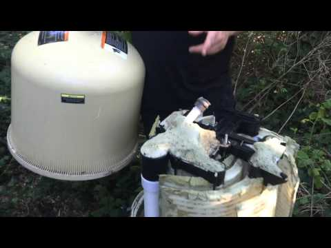Pentair FNS Pool Filter Grid Inspection