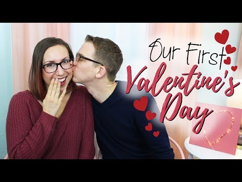 Our First Valentine's Day ♥️ Story Time