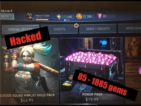 How to Get Unlimited  Gems In Injustice 2
