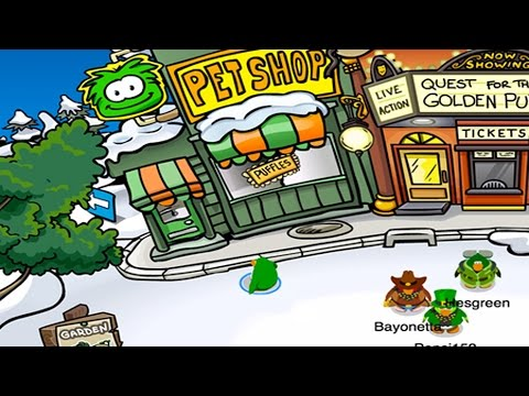 Club Penguin Is Back!                                  well at least their scavenger hunts are