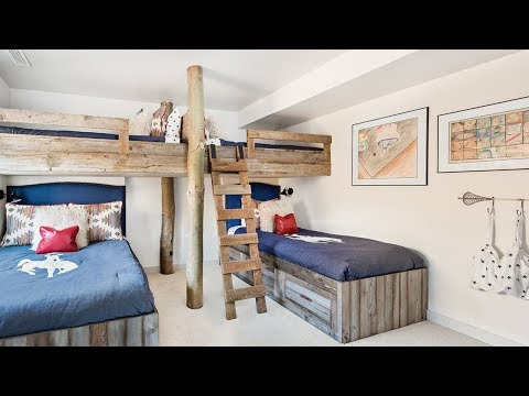 Cool Kids Bedroom Furniture and Decorating Ideas