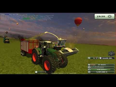 Farming Simulator 2013 | Silage With CoursePlay MOD