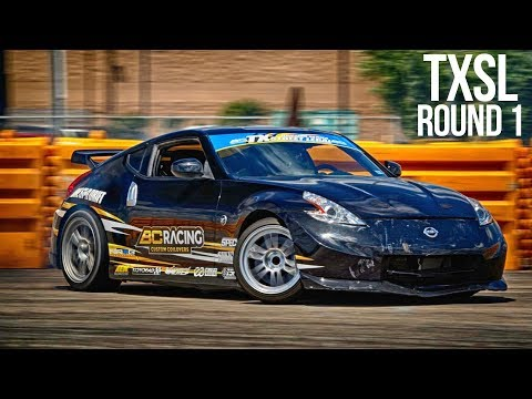 Competing in TXSL with the Nismo 370Z