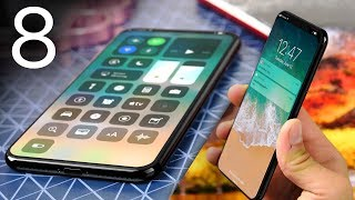 iPhone 8 Model Hands On + Latest Leaks!
