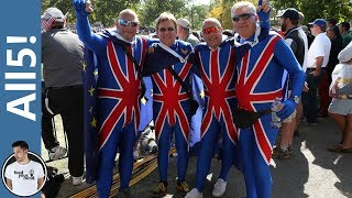 5 Interesting Facts About The UK!