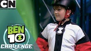Ben 10 Challenge | Attack of the Squids! | Cartoon Network
