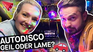 Autodisco: Dancefloor auf vier Rädern - Wie cool ist das? II PULS Reportage