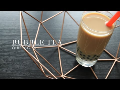 How To Make Milk Tea With Pearls