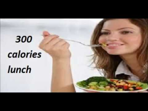 Militay Diet the Best Diet to Lose Pounds in one Mounth /300 Calories Lunch Plan