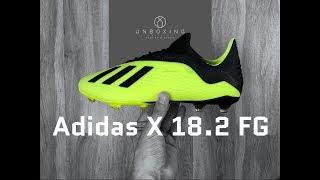 50dbe7a90824 Adidas X 18.2 FG  Team Mode Pack
