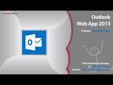 Outlook Web App 2013 - Offline aktivieren