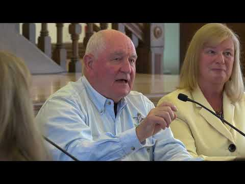 Sonny Perdue's Second Back To Our Roots Tour in 3 Northeastern States