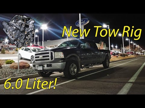 6.0 New Tow Rig!