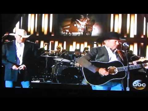 Alan Jackson & George Strait | 2014 Traditional Country Music