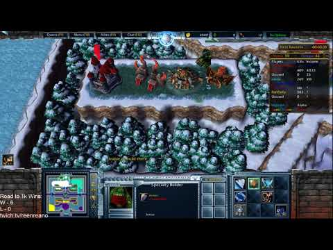 Xxx Mp4 Warcraft 3 Witermaul Wars WmW Road To 1k Wins 7 3gp Sex