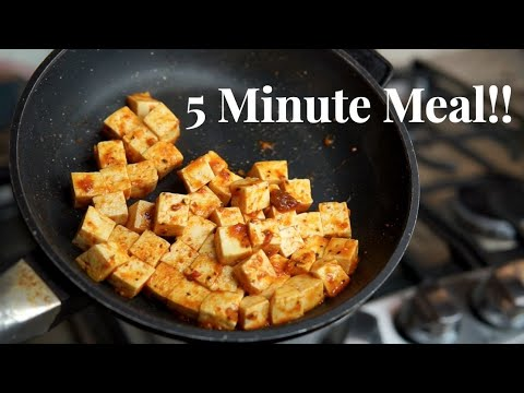 How To Cook Tofu// Cooking with Crystal