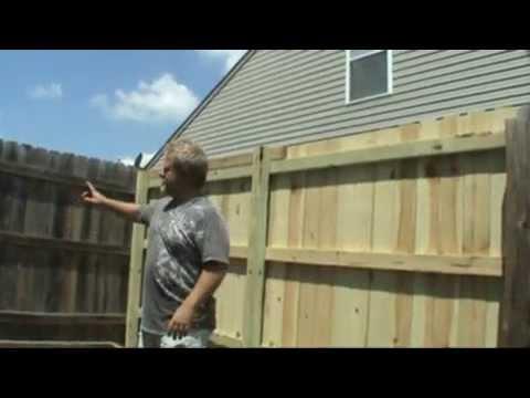 Garden Fence Extension Update