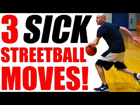 3 Sick Streetball Moves! MINI SLIDE & Combos! How To Break Ankles | Get Handles Basketball