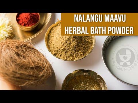 How to make Nalanagu Maavu?