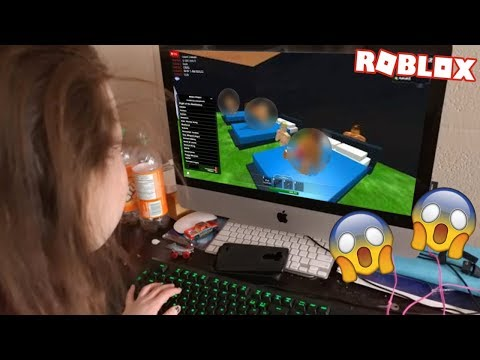 What this girl finds on Roblox will SHOCK YOU