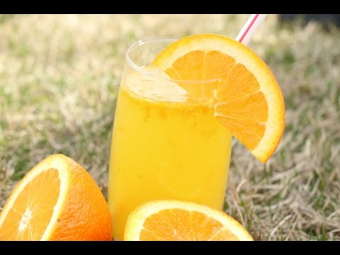 How to Make Orange Soda (Fanta)