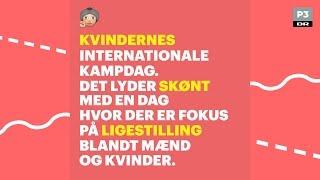 Bedstemor: Kvindernes internationale kampdag | Det Kolde Bord | DR P3