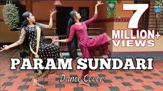 Param Sundari   Mimi   Dance Cover   Sikha   Padma Shalini