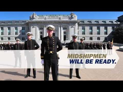 United States Naval Academy: Will Be Ready