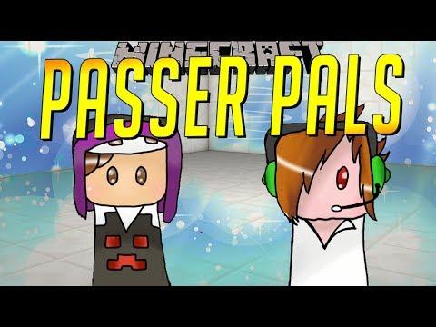 Minecraft PASSER PALS Custom Map W/Deadlox!